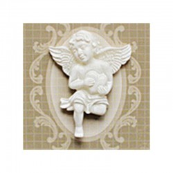 Resin Angels (Pack of 5)
