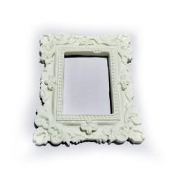 Resin Large Vintage Rectangle Frame