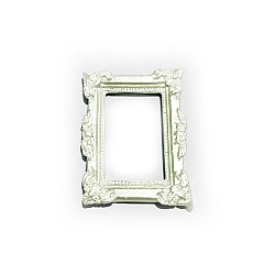 Resin rectangle frame - Design 5 (Pack of 5 frames)