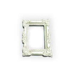 Resin rectangle frame - Design 5 (Pack of 5 frames)