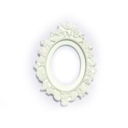 Resin rectangle frame - Design 7 (Pack of 5 frames)