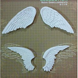 Resin Embellishments by Eno Greetings - Design 4
