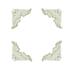 Resin corners - Design 2 (Pack of 10 corners)