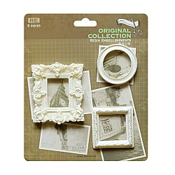 Resin Embellishments by Eno Greetings - Design 9