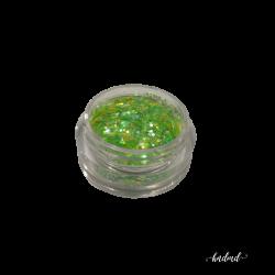 Craft Sequin Mixes - Bright Green