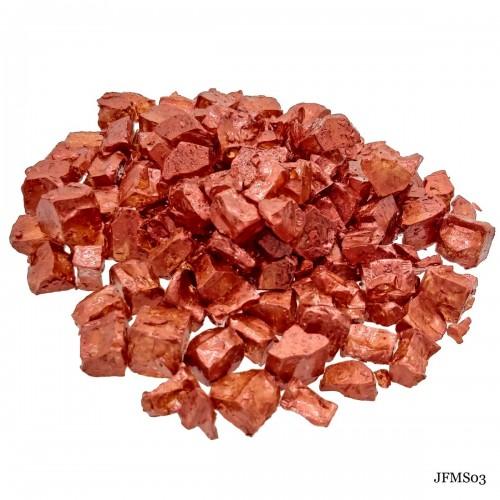 Craft Resin Stones - Metallic Red