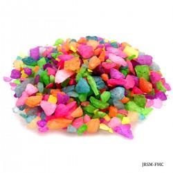 Craft Resin Stones - Colourful (JRSM-FMC)