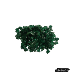 Craft Resin Stones (Type A) - Dark Green