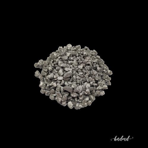 Craft Resin Stones (Type B) - Silver Stones