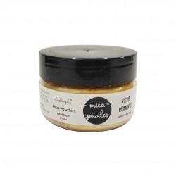CrafTangles Metallic Mica / Pearl Pigment Powders 15 gms - Gold Dust