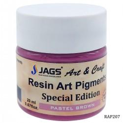 Resin Art Pigment - Pastel Brown (20 ml)