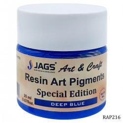 Resin Art Pigment - Deep Blue (20 ml)