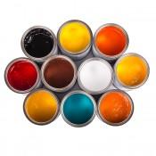 Resin Pigments