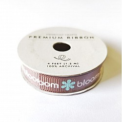 American Crafts Ribbon - Bloom