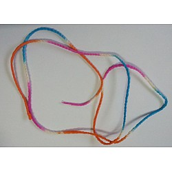 Twine  - Colorful (Orange, Pink, Blue and White)