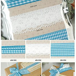 Enogreeting Fall in Love with Ribbon - Design 5