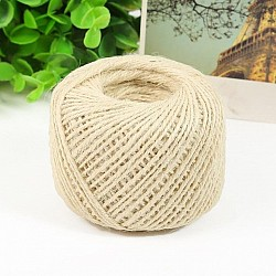 Jute Cord - Natural white (50 metres)
