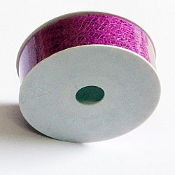 Mesh Ribbon Small - Hot Pink