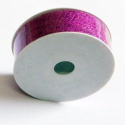 Mesh Ribbon Small - Hot Pink