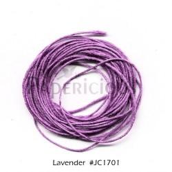 Papericious Jute Cord - Lavendar