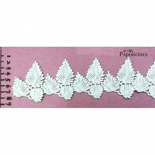 Papericious Laces and Trims - Leaves