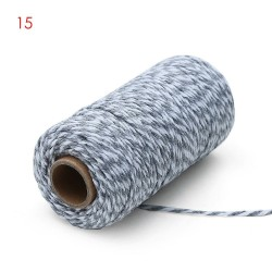 Twine - Grey (10 mts)