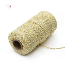 Twine - Yellow (10 mts)