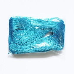 Glitter Twine - Light Blue