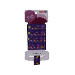 Sewrite Candies Ribbon  - Purple