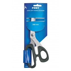 Pony Ultra Soft Handle Scissors - 250mm
