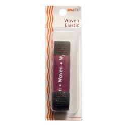 Sewrite Woven Elastic (Black)