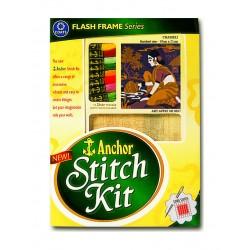 Anchor Stitch Kit - Chameli (19cm x 21cm)