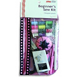 Sewrite Beginners Sewing Kit in Designer Pouch
