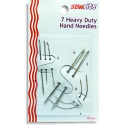 Sewrite 7 Heavy Duty Hand Needles