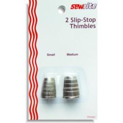 Sewrite 2 Slip Stop Thimbles
