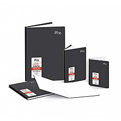 Campap 120 pages Hard Cover Sketch Book (A3 size)