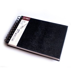 Hakims A5 wirebound sketchbook (160 gsm) Landscape