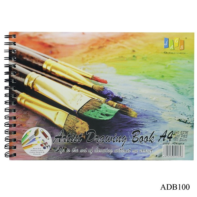 buy jags a4 artist drawing book 50 sheets online in india at best