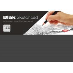 Anupam Blak Sketchpad - A4