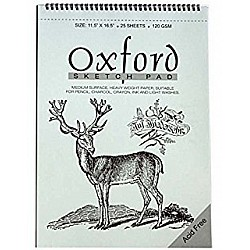 Anupam Oxford Sketchpad - A4