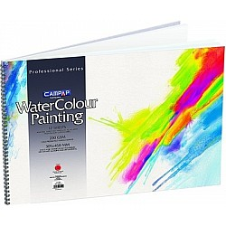 Campap Professional Water Color Painting Book