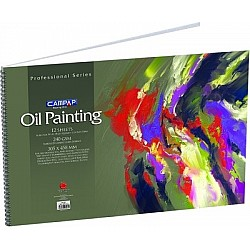 Campap Professional Oil Color Painting (305X458 mm)
