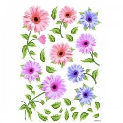 JAGS A4 Sospeso Sheet - Floral Design 11