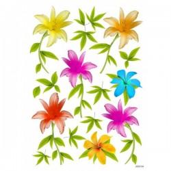JAGS A4 Sospeso Sheet - Floral Design 16