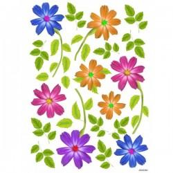 JAGS A4 Sospeso Sheet - Floral Design 8