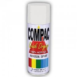 Compac Acrylic Lacquer Spray - Chrome