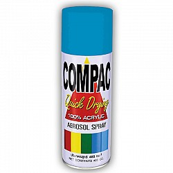 Compac Acrylic Lacquer Spray - Blue