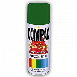 Compac Acrylic Lacquer Spray - Green