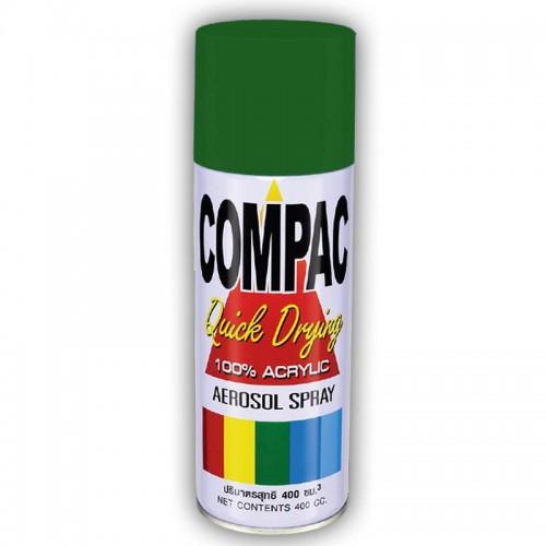 Compac Acrylic Lacquer Spray - Green