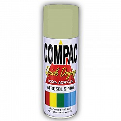 Compac Acrylic Lacquer Spray - Grey